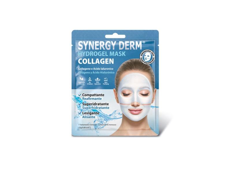 Maschera-Hydrogel-Collagen
