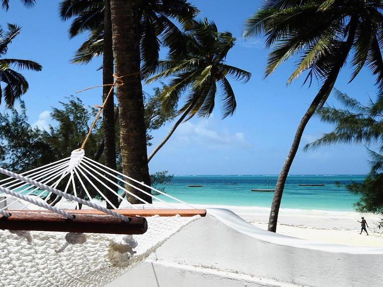Surfescape Beachfront Apartments, Zanzibar