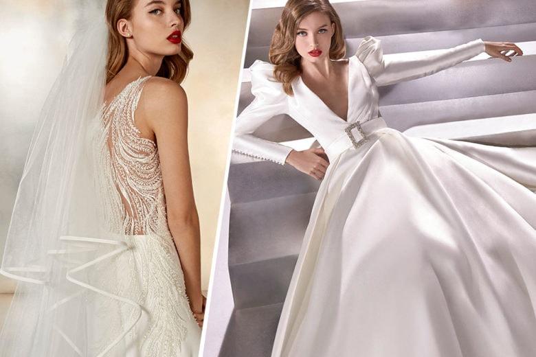 Atelier Pronovias 2020, la collezione per un matrimonio da vero red carpet