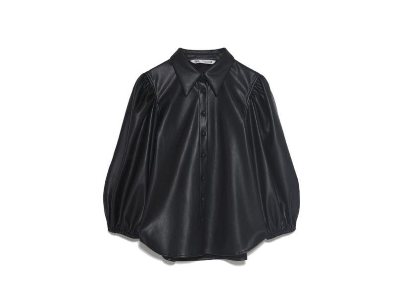 camicia-effetto-pelle-zara