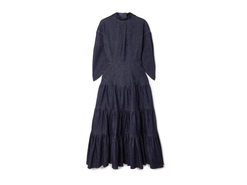 denim-dress-CHLOÉ-net-a-porter