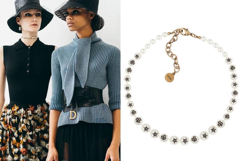Dior presenta la Teddy D Necklace
