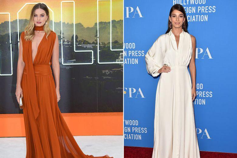 Margot Robbie, Camila Morrone e le altre star meglio vestite della settimana
