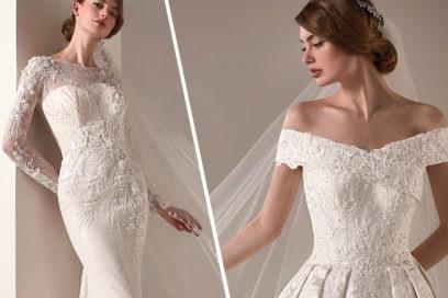 Pronovias Privé, la collezione di abiti da sposa per il 2020