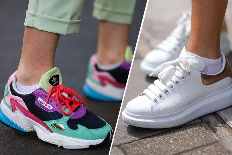 Sneakers: i modelli super cool da non lasciarsi scappare quest'autunno