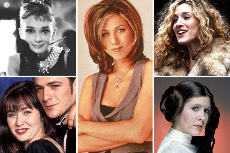 I tagli di capelli più iconici di film e serie TV