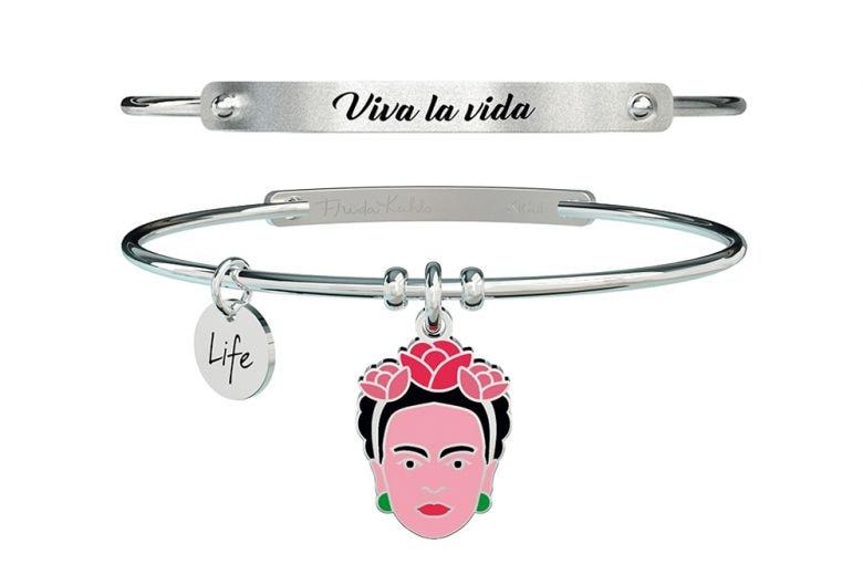 Frida Kahlo protagonista e musa dei nuovi bracciali di Kidult