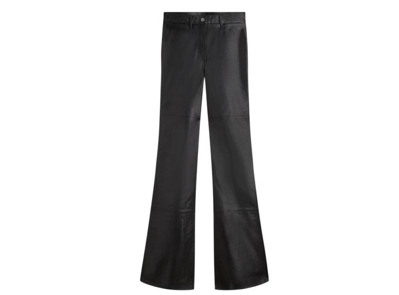 15 Pantaloni pelle