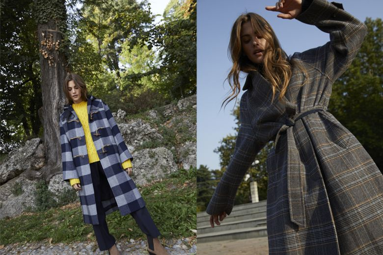 "Weekend Max Mara presenta ""Garment Etymology"", una selezione di capispalla casual-chic interpretata da Clara Berry"