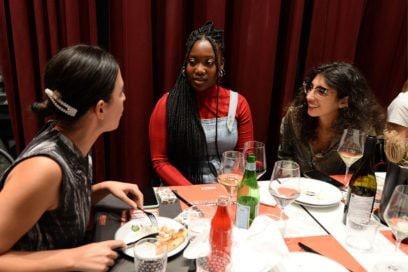 A cena con Grazia da Briscola Pizza Society Milano 10