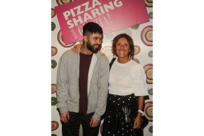 A cena con Grazia da Briscola Pizza Society Milano 21