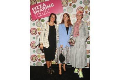 A cena con Grazia da Briscola Pizza Society Milano 6