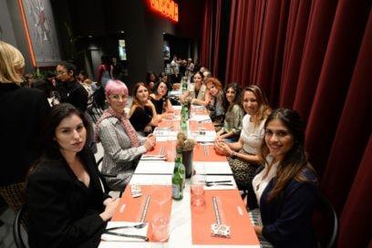 A cena con Grazia da Briscola Pizza Society Milano 8