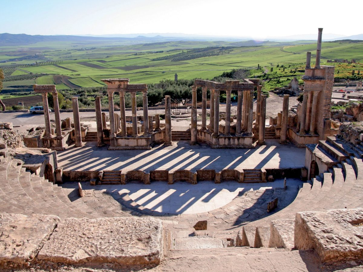 Cartagine Tunisia viaggio vacanza storia arte
