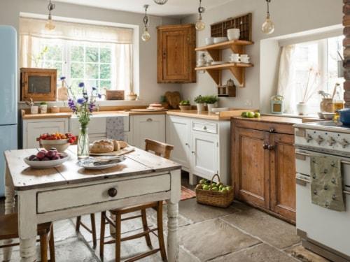 Arredamento Cucine All Inglese.Come Arredare La Casa Di Campagna Le Idee Piu Belle Grazia It