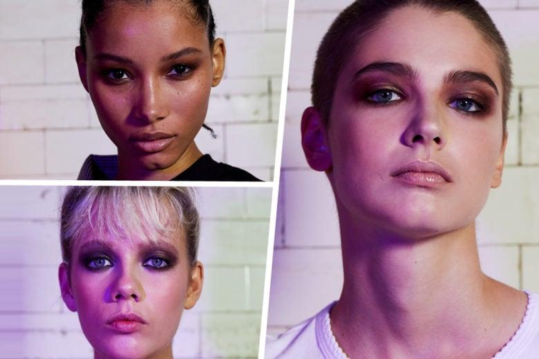"""Luminoso, deciso, sensuale e """"Métallique"""": il beauty look secondo Tom Ford"""