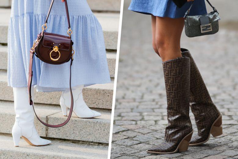 Abito + stivali: 5 idee su come indossare la combo più fashion dell'autunno