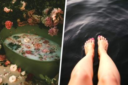 Pedicure curativa: maschere, scrub, creme e oli per piedi perfetti