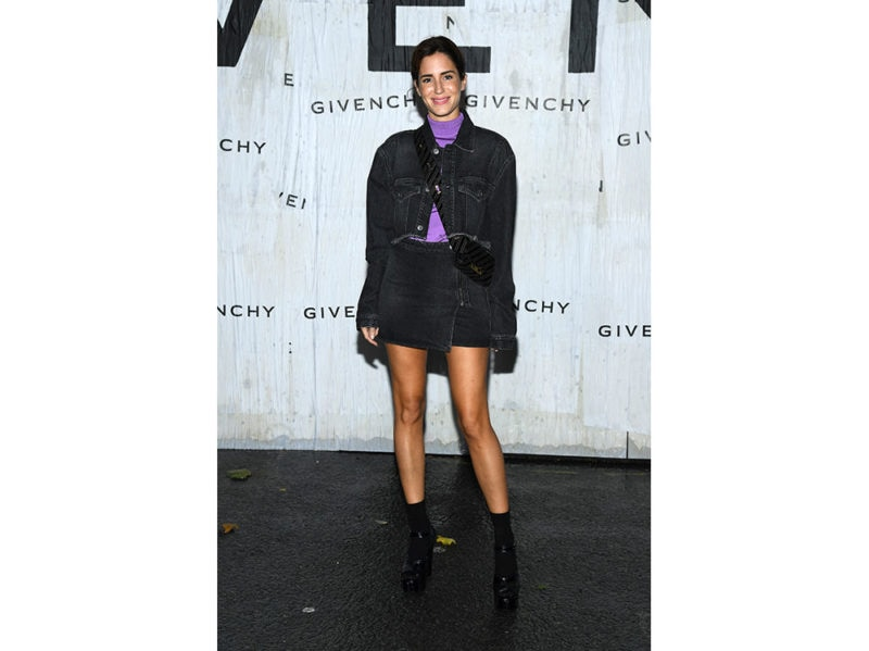 Gala-Gonzales-attends-the-Givenchy-getty