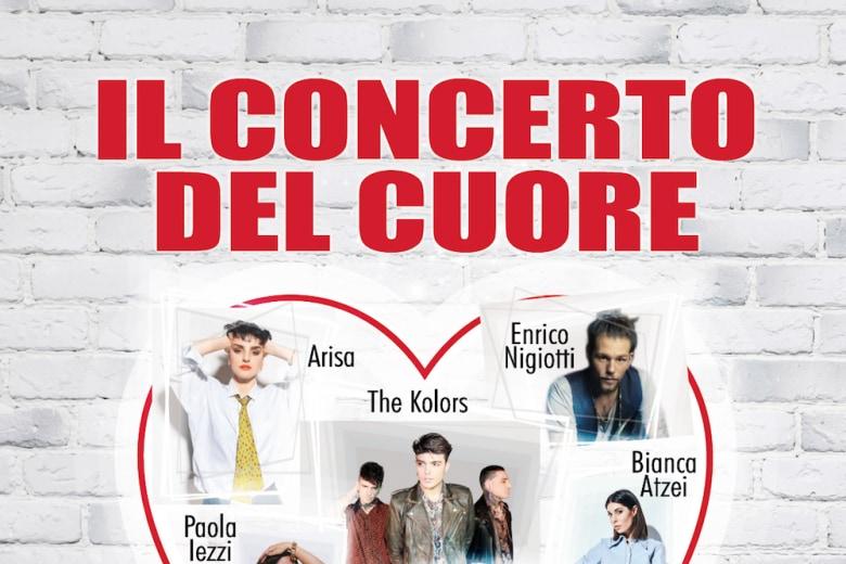 Torna il Concerto del Cuore l'evento benefico di GSD Foundation