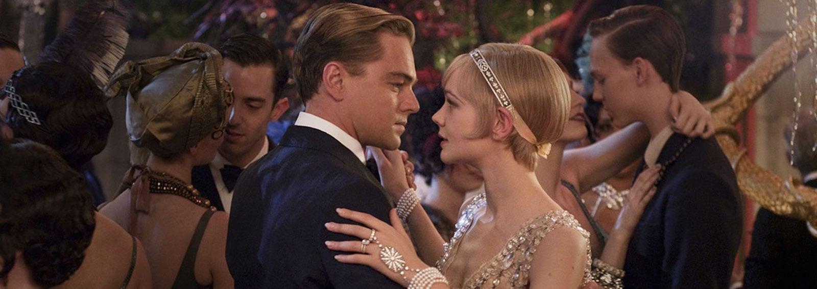 Leonardo DiCaprio The Great Gasby