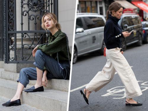 Scarpe basse: i modelli più eleganti da indossare per l