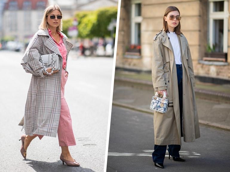 Un, due... Trench! I modelli più belli per l'autunno 2019