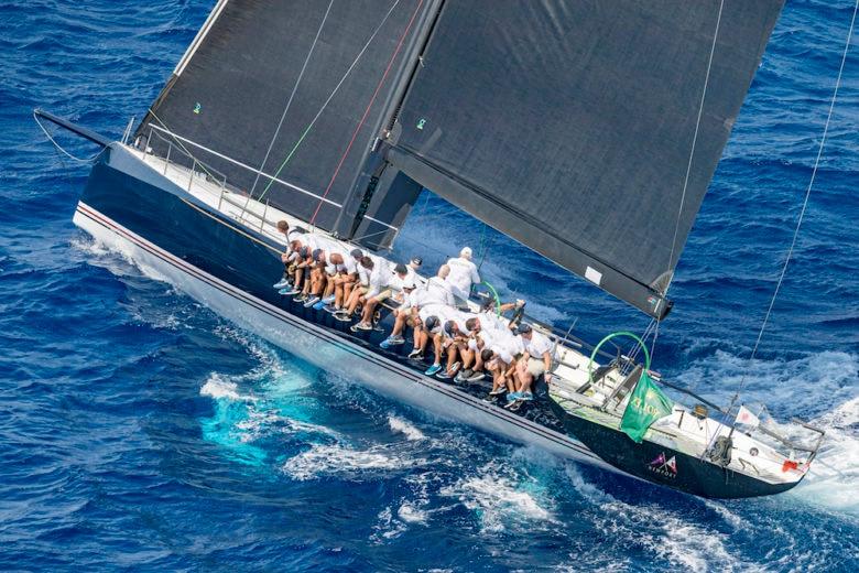 La Maxi Yacht Rolex Cup giunge alla 30a edizione