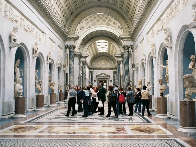 Musei Vaticani domenica gratis