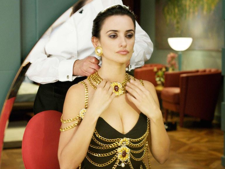 Penelope Cruz gioielli