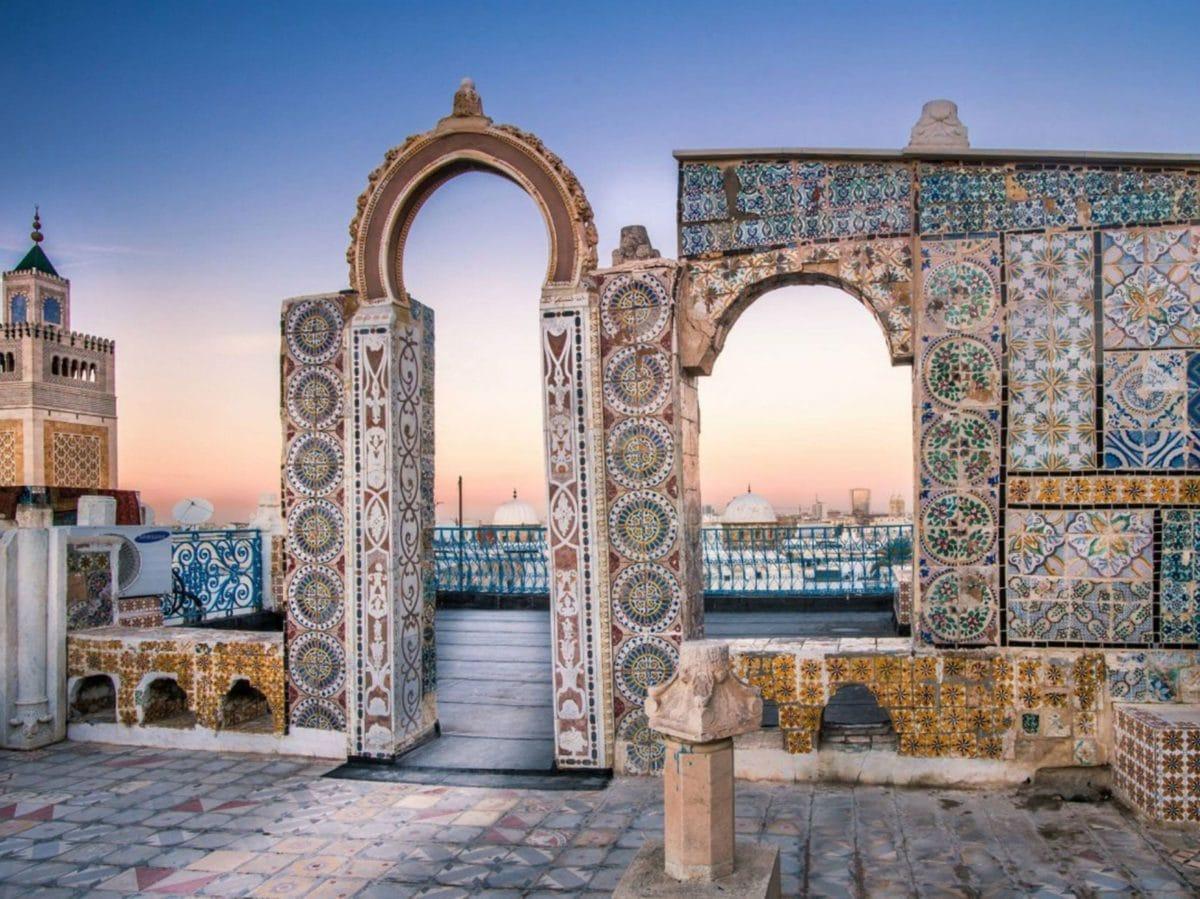 Viaggio Tunisi capitale