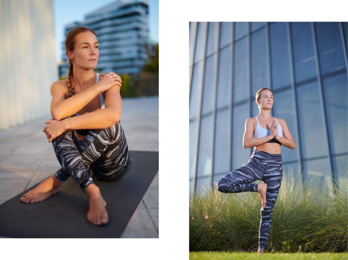 Wanderlust 108 Milano yoga corsa meditazione adidas 1
