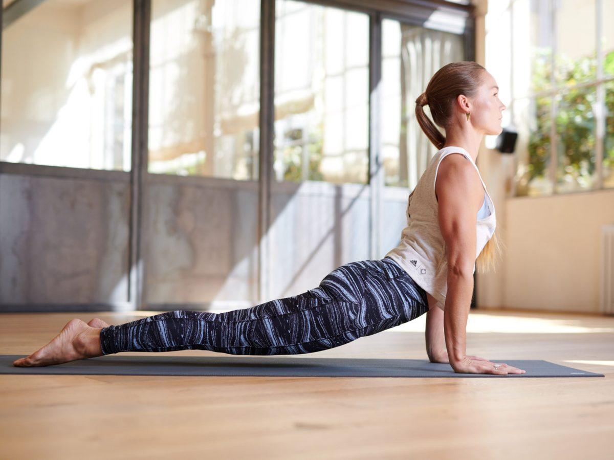 Wanderlust 108 Milano yoga corsa meditazione adidas 6