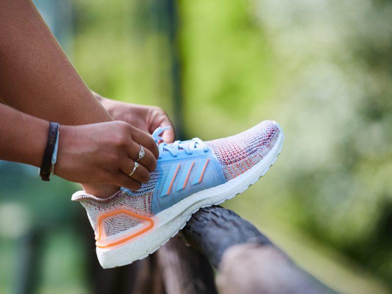 adidas Ultraboost 19 running shoes corsa 5