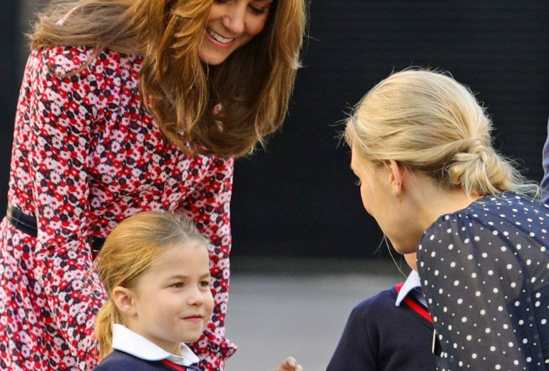 La Principessa Charlotte inizia la scuola: ecco quanto costa studiare da Royal Baby