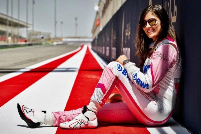 Tatiana Calderon, pilota: «Le donne possono arrivare ovunque. Anche in Formula 1»