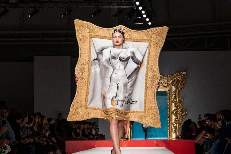 Nella tela di Moschino: la primavera-estate 2020 è un omaggio a Picasso