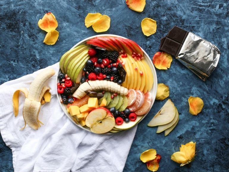 frutta cioccolato ( mobile)