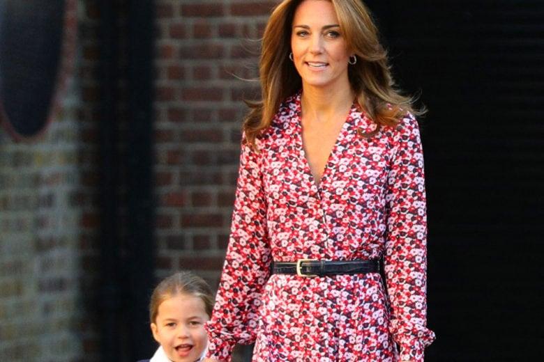 8 abiti a fiori come quello di Kate Middleton
