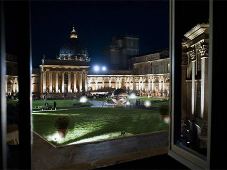 musei vaticani aperture notturne