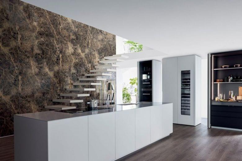 Decorare con le pareti in pietra