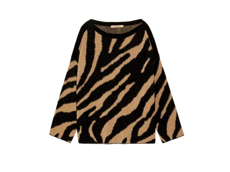 penny-black-maglia-jaquard-animalier