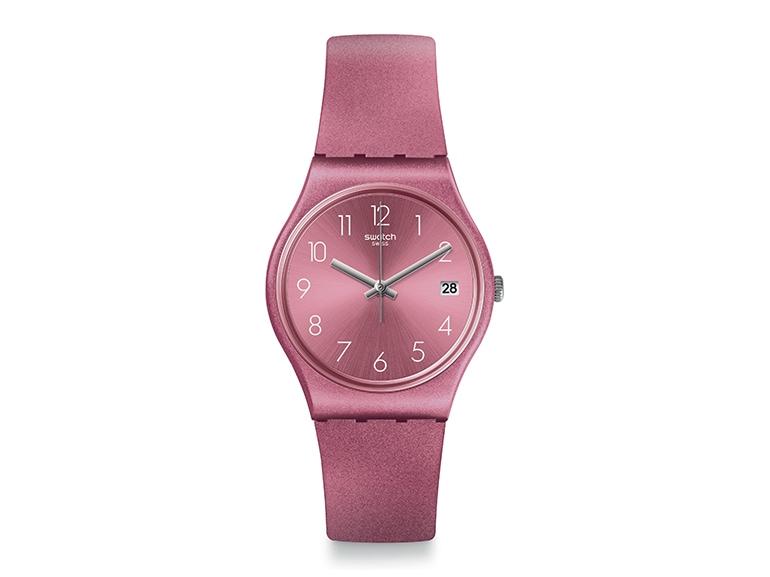 swatch nastro rosa
