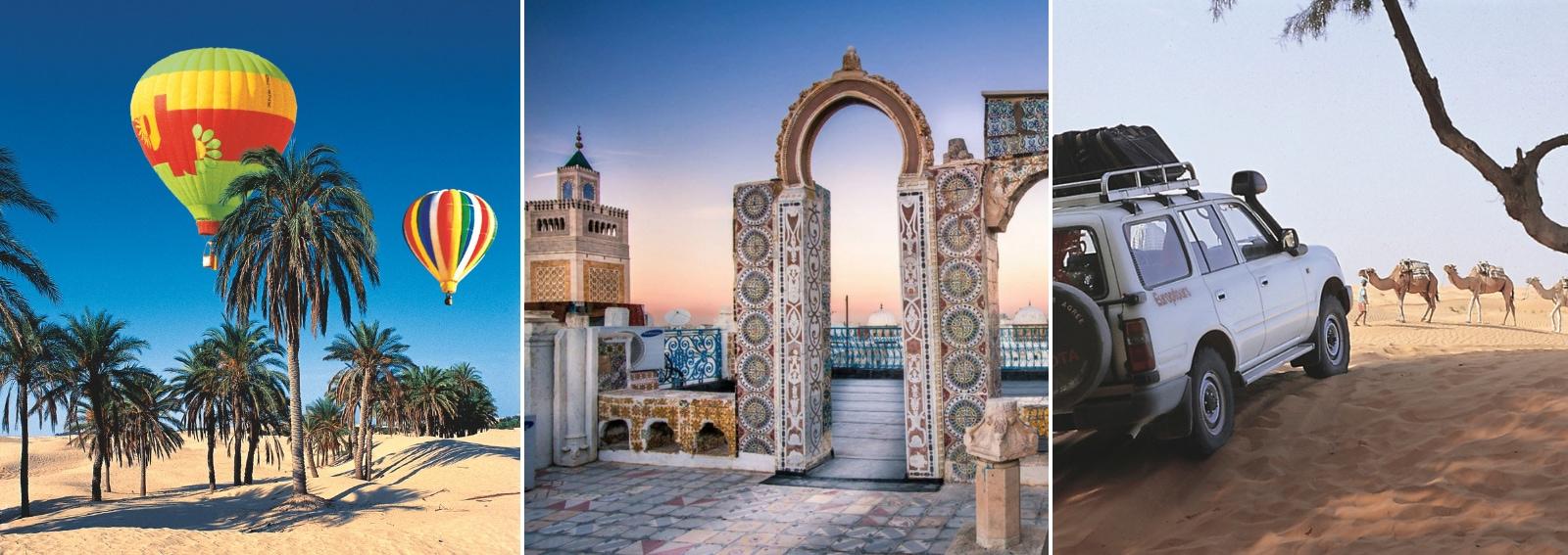 tunizia vacanza viaggio avventura scoperta DESK