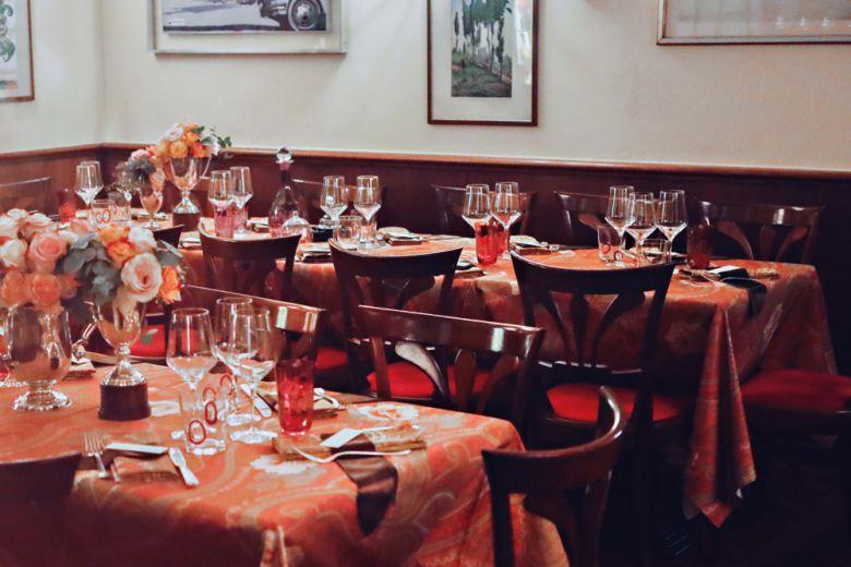 """Dove mangiare alla Milano Fashion Week? Nel ristorante """"vestito"""" da Etro!"""