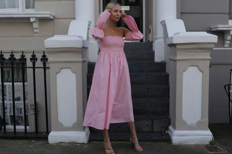 Leonie Hanne e l'esclusiva collezione The Drop con Amazon Moda (disponibile solo per 30 ore da adesso)