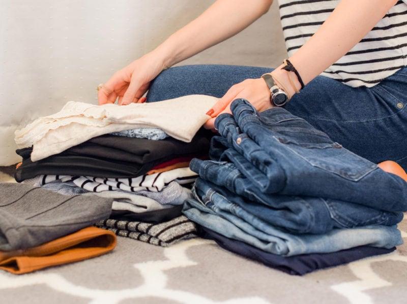 10 trucchi pratici per fare il cambio armadio senza impazzire