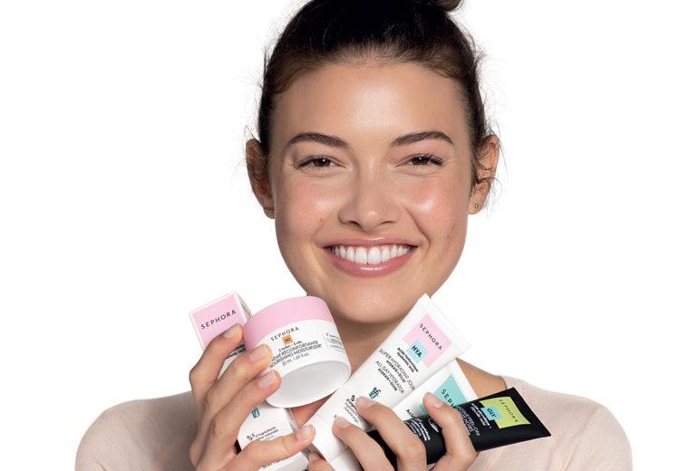 Sephora Collection GOOD FOR skin.you.all: il segreto per una pelle bellissima