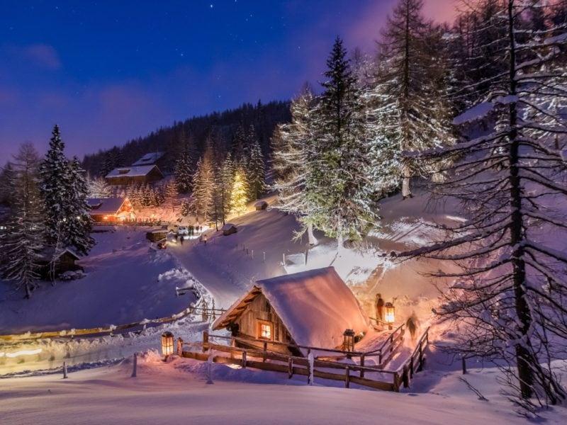 Avvento in Austria Natale mercatini tradizione cosa fare periodo delle feste 16