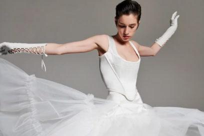 Abiti da sposa: torna il corsetto!